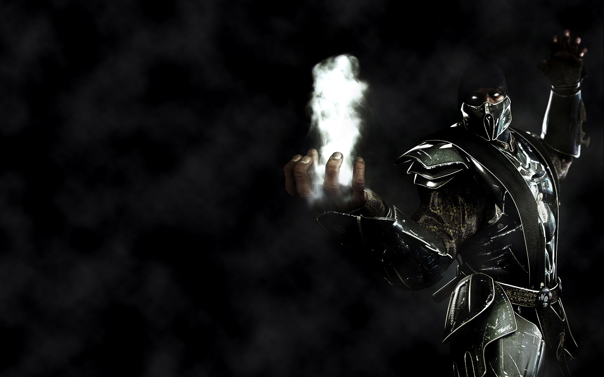 Mortal Kombat wallpaper Noob Saibot
