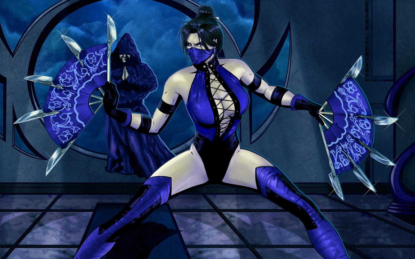 Mortal Kombat Wallpaper Kitana 2 Mortal Kombat Games Fan Site