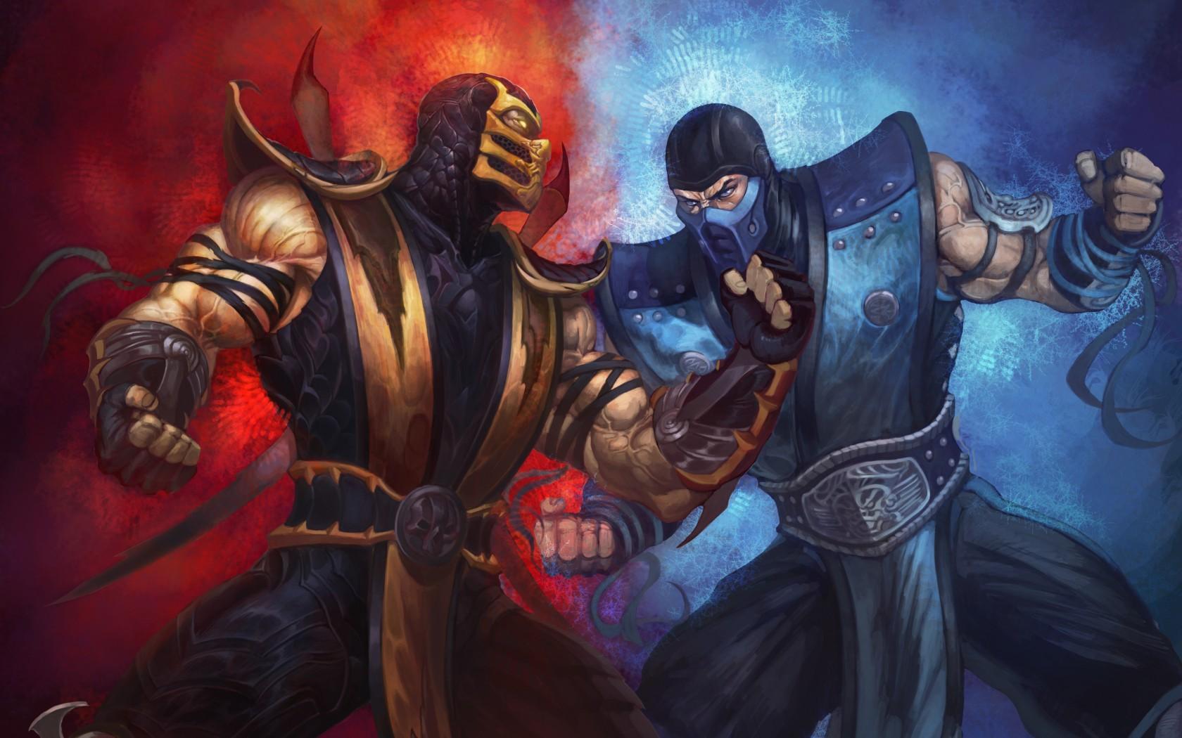 Sub Zero Page 2 Mortal Kombat Games Fan Site