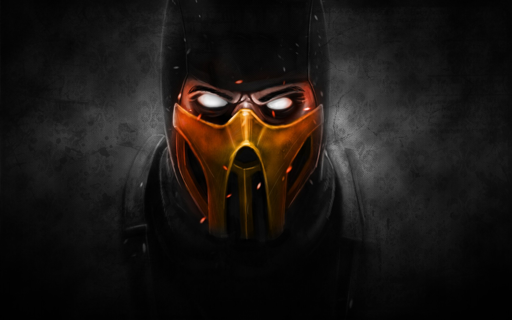 Mortal Kombat wallpaper Noob Saibot 5