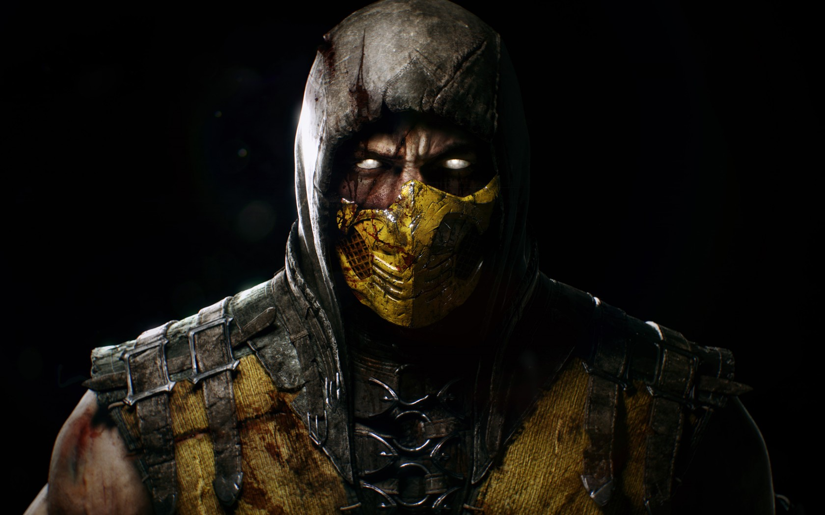 Mortal Kombat wallpaper Scorpion 18