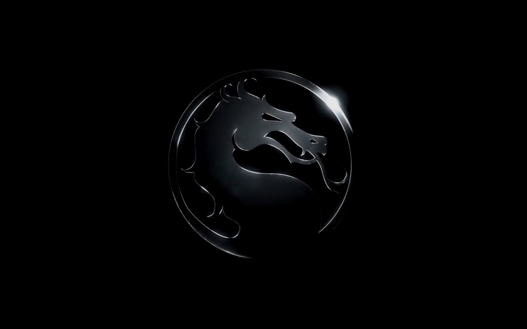 Mortal Kombat wallpaper Logo 10