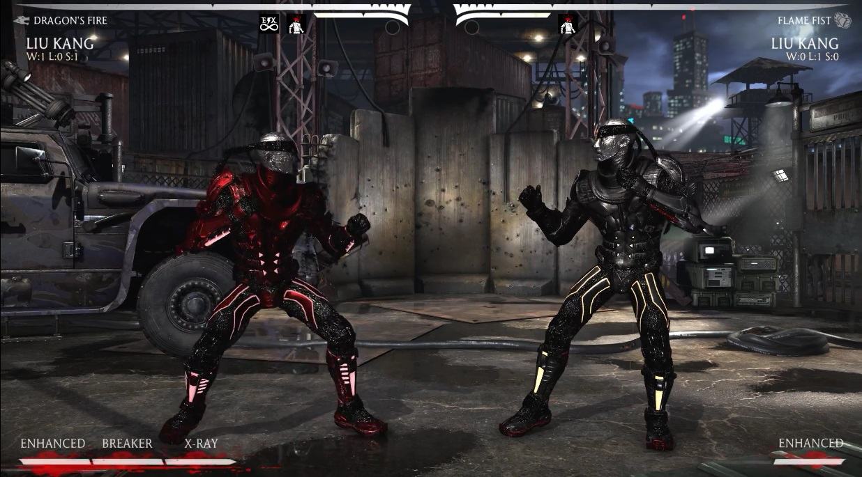 Download Mortal Kombat X Pc Dlc Mod Cyber Liu Kang Free Mortal