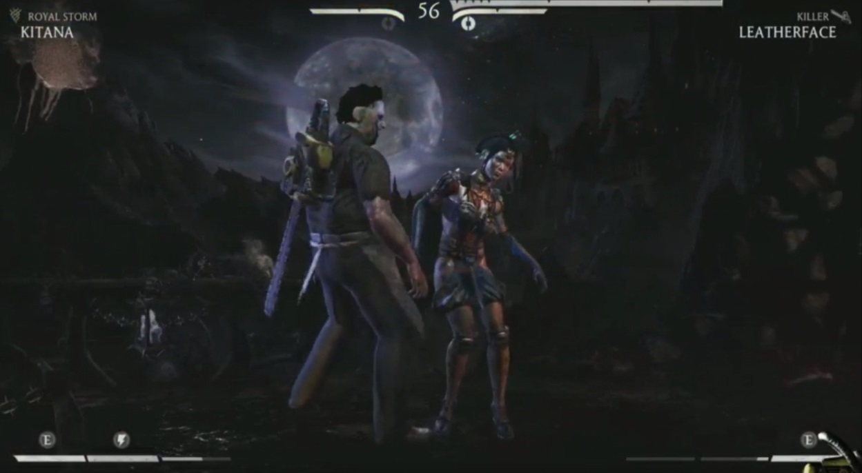 Mortal Kombat X - Leatherface Fatality video