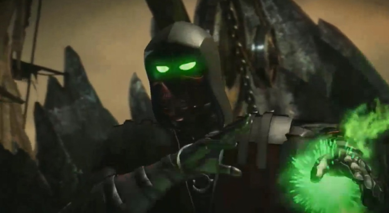 New official Ermac Skin - Mortal Kombat X video