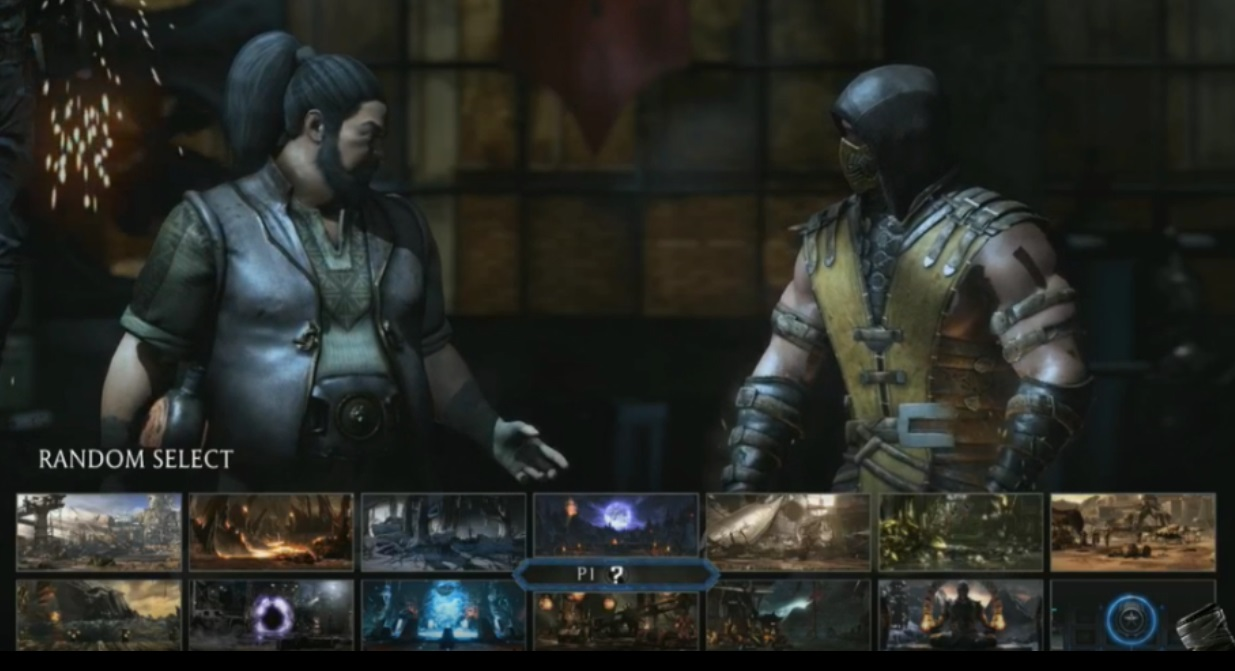 Mortal Kombat X - Bo' Rai Cho variations video