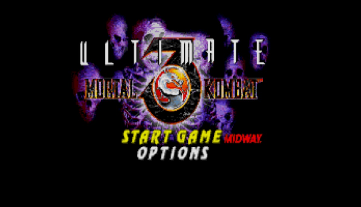 Play online Ultimate Mortal Kombat 3 free