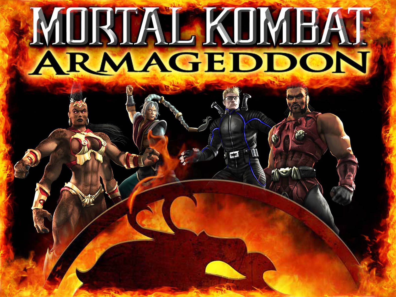 Watch Mortal Kombat: Armageddon Game Movie