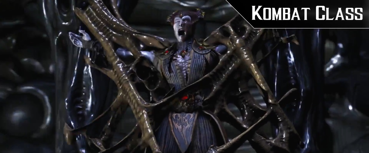 Alien - Mortal Kombat X: Kombat Klass video