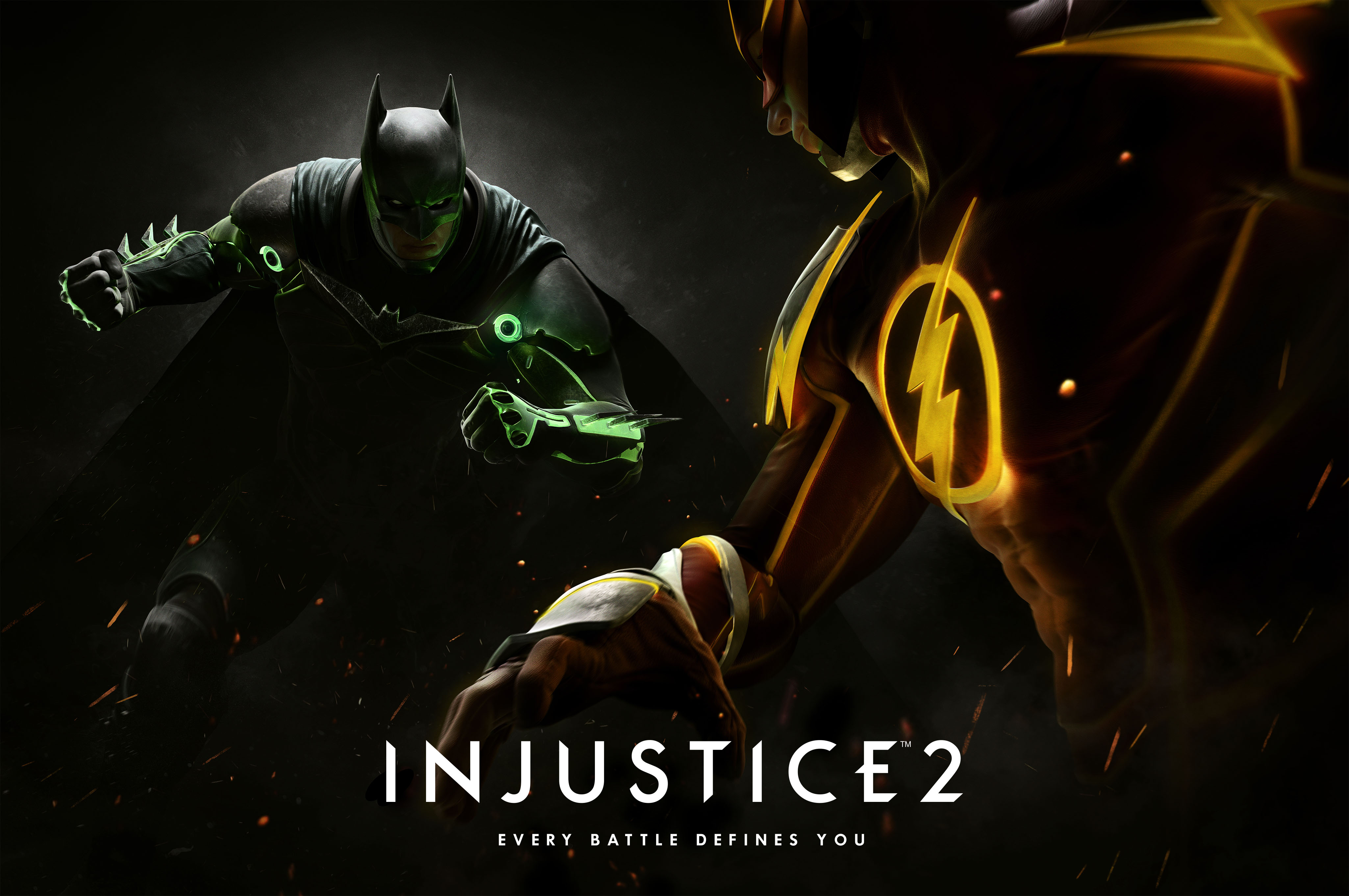 Injustice 2 trailer (2017)