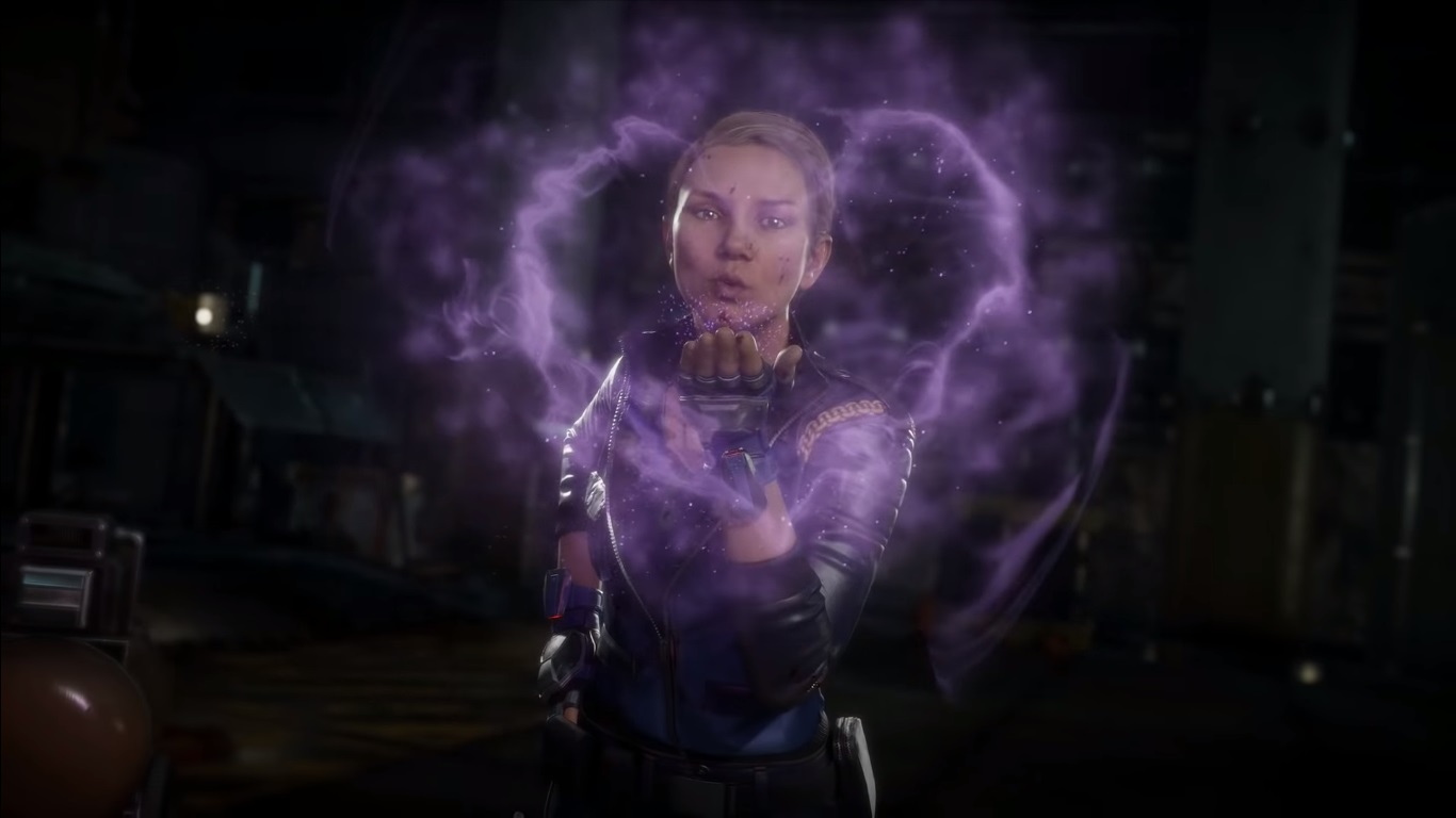 Mortal Kombat 11 – Sonya Blade Reveal Trailer