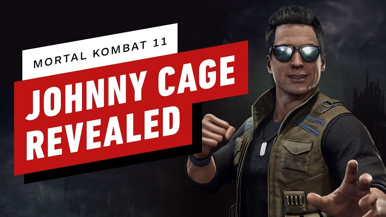 Mortal Kombat 11 – Johnny Cage Reveal Trailer