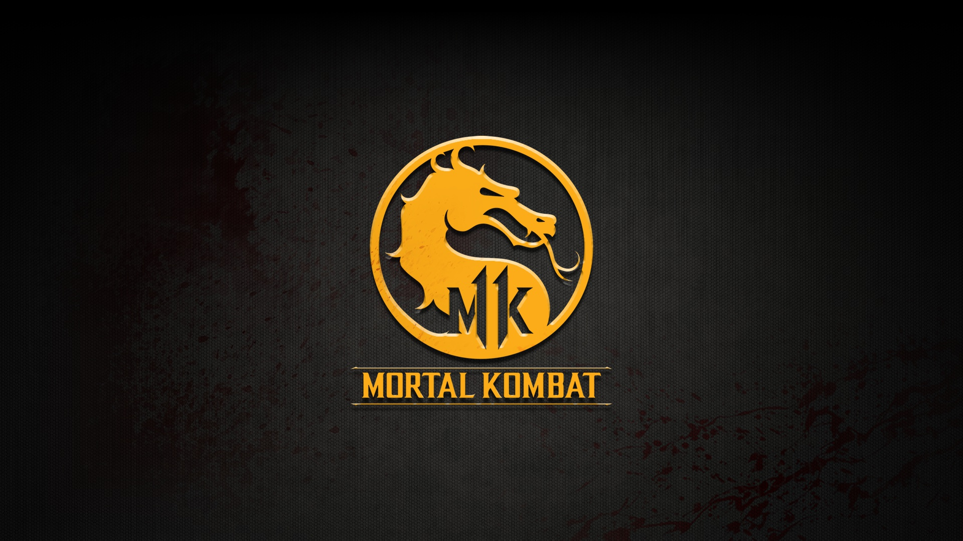 Dragon Logo Mortal Kombat Games Fan Site