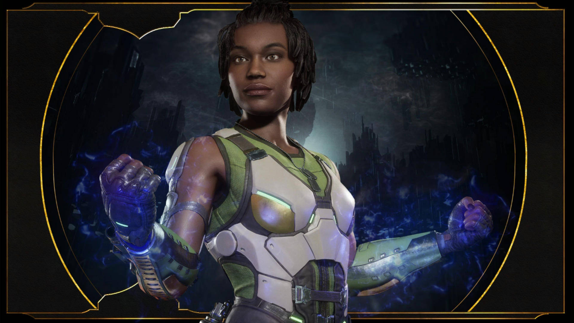 Mortal Kombat 11 wallpaper - Jacqui Briggs