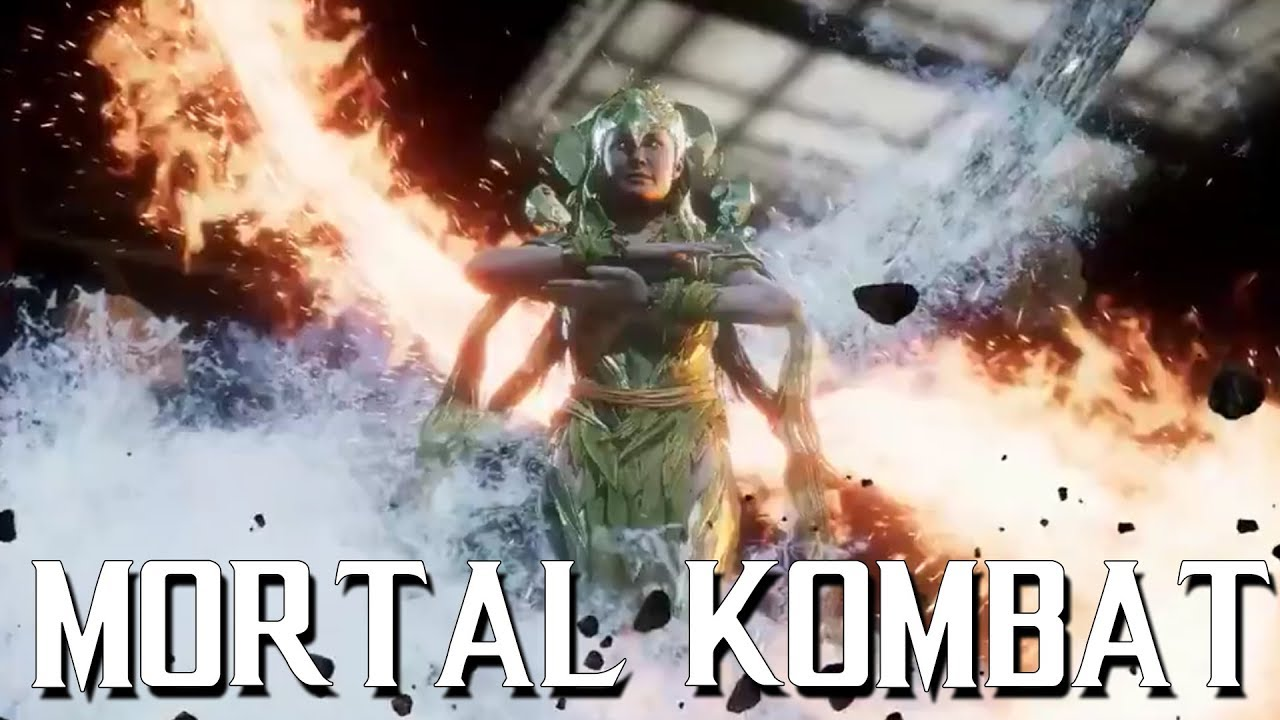 Mortal Kombat 11 - Cetrion Gameplay Trailer