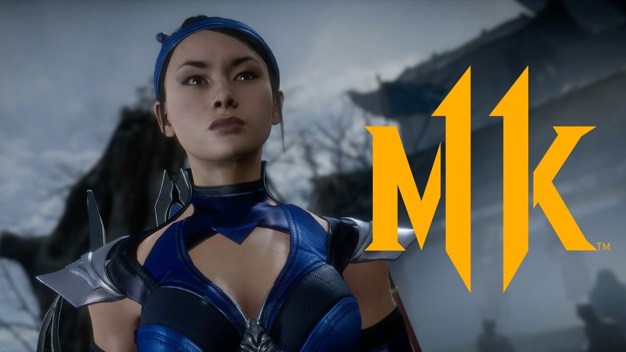 Mortal Kombat 11 - Kitana Gameplay Trailer