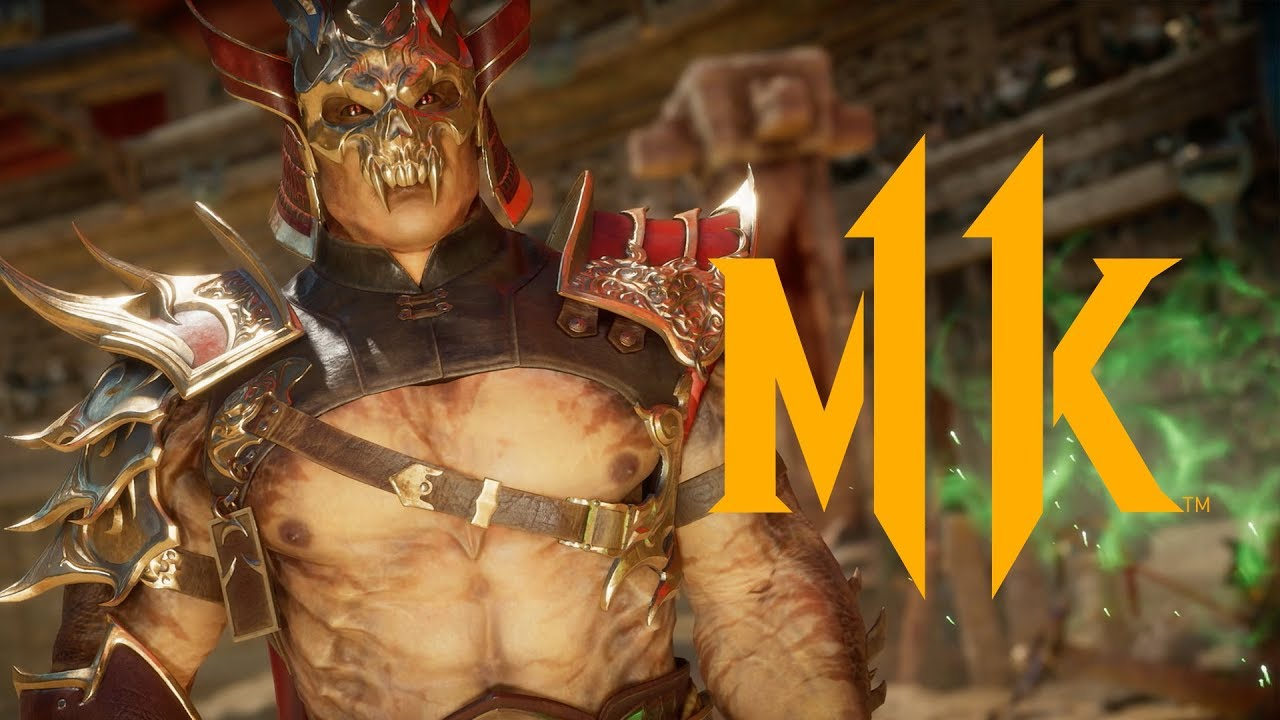 Mortal Kombat 11 - Shao Kahn Gameplay Trailer