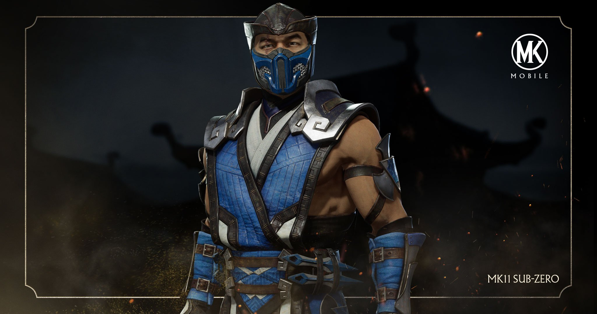 Mk Mobile Background Mk11 Sub Zero Mortal Kombat Games Fan Site