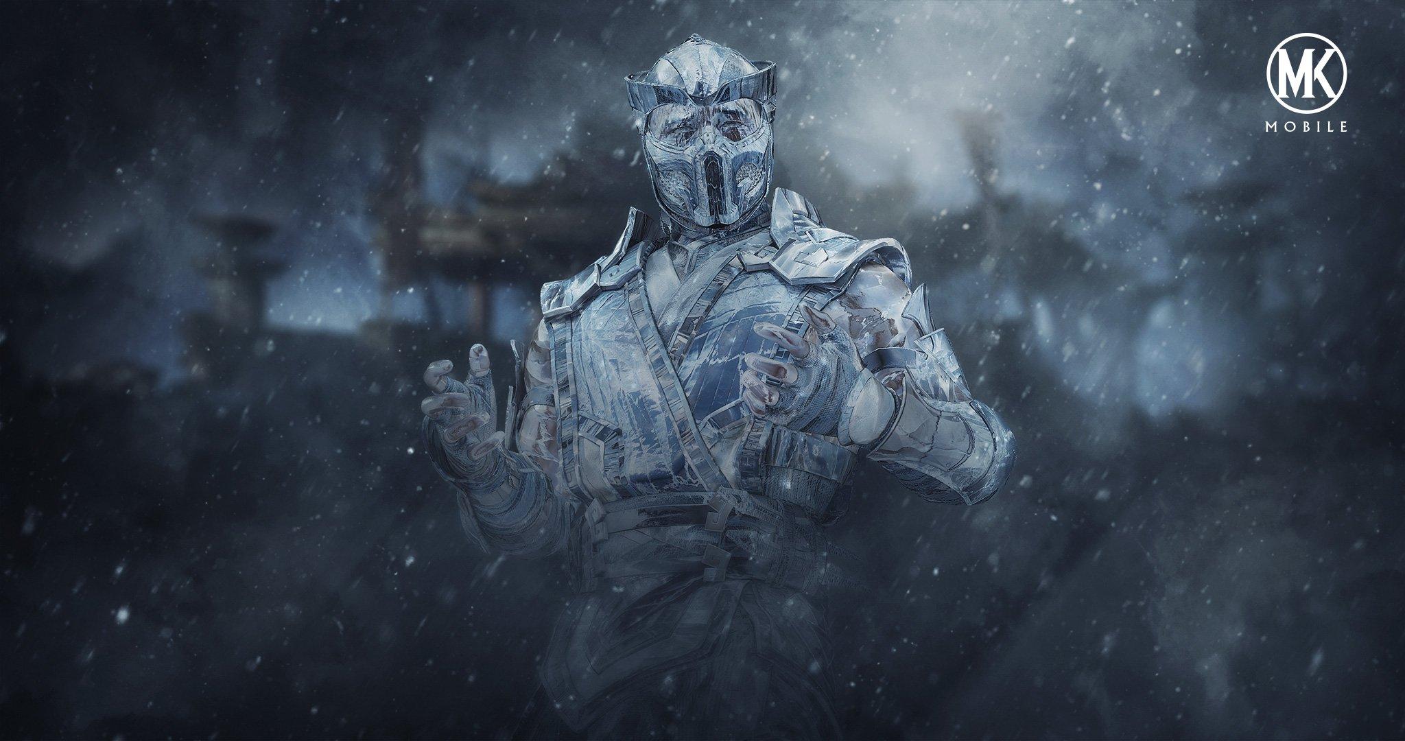 MK:Mobile background - Frozen Sub-Zero