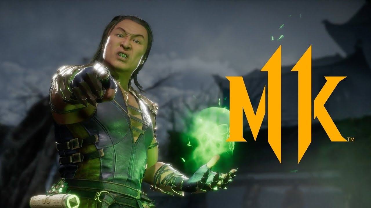Mortal Kombat 11 Kombat Pack – Shang Tsung Gameplay Trailer