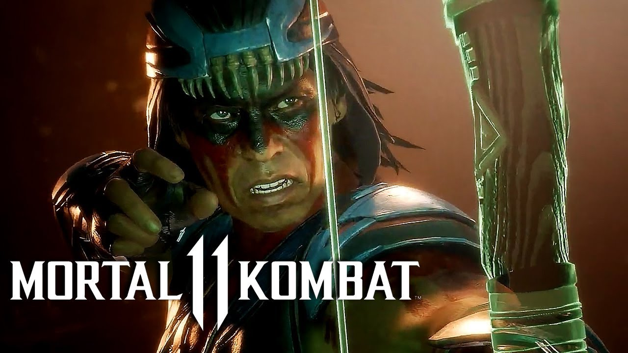 Mortal Kombat 11 – Nightwolf Gameplay Trailer
