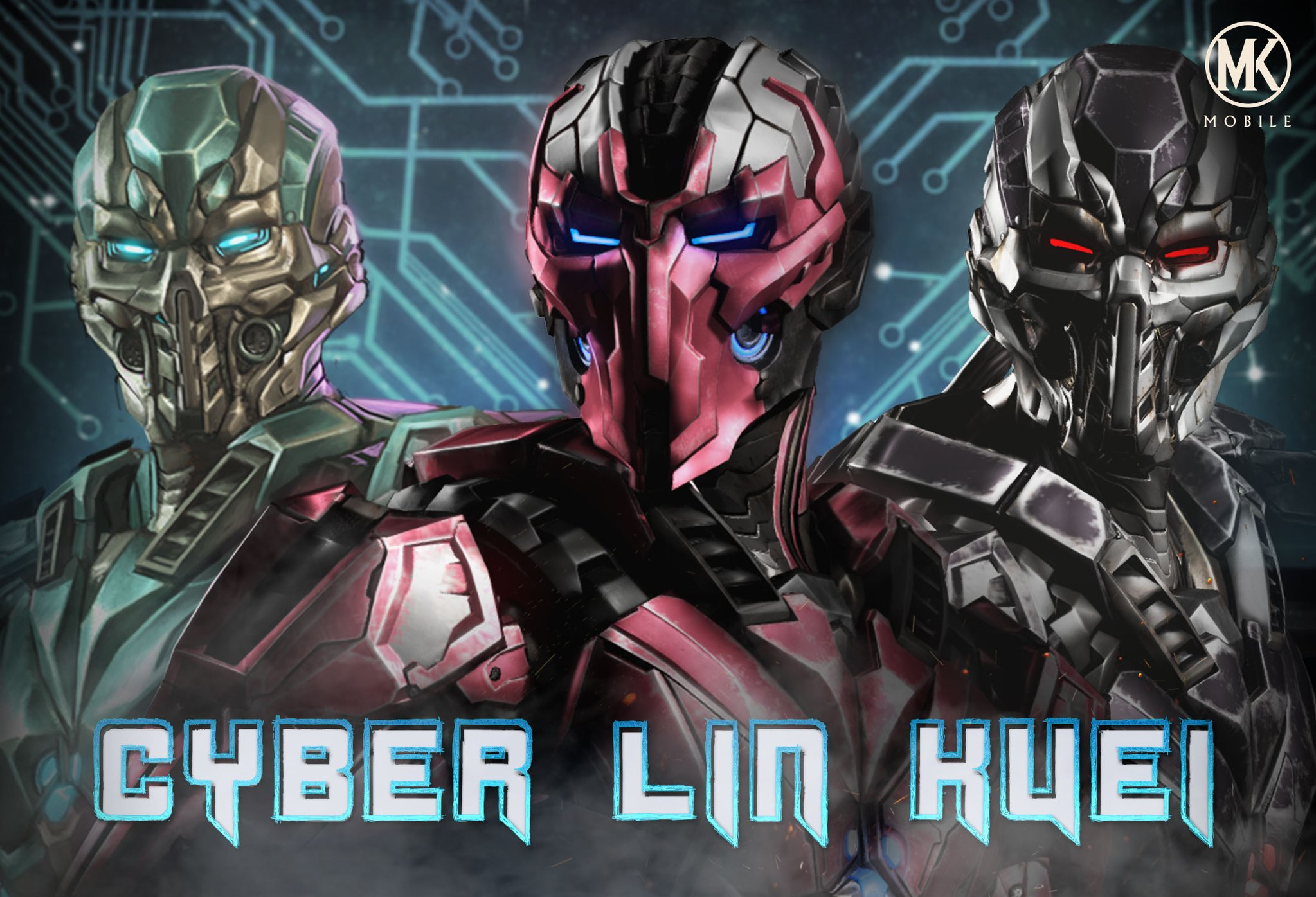 Background - Cyber Lin Kuei