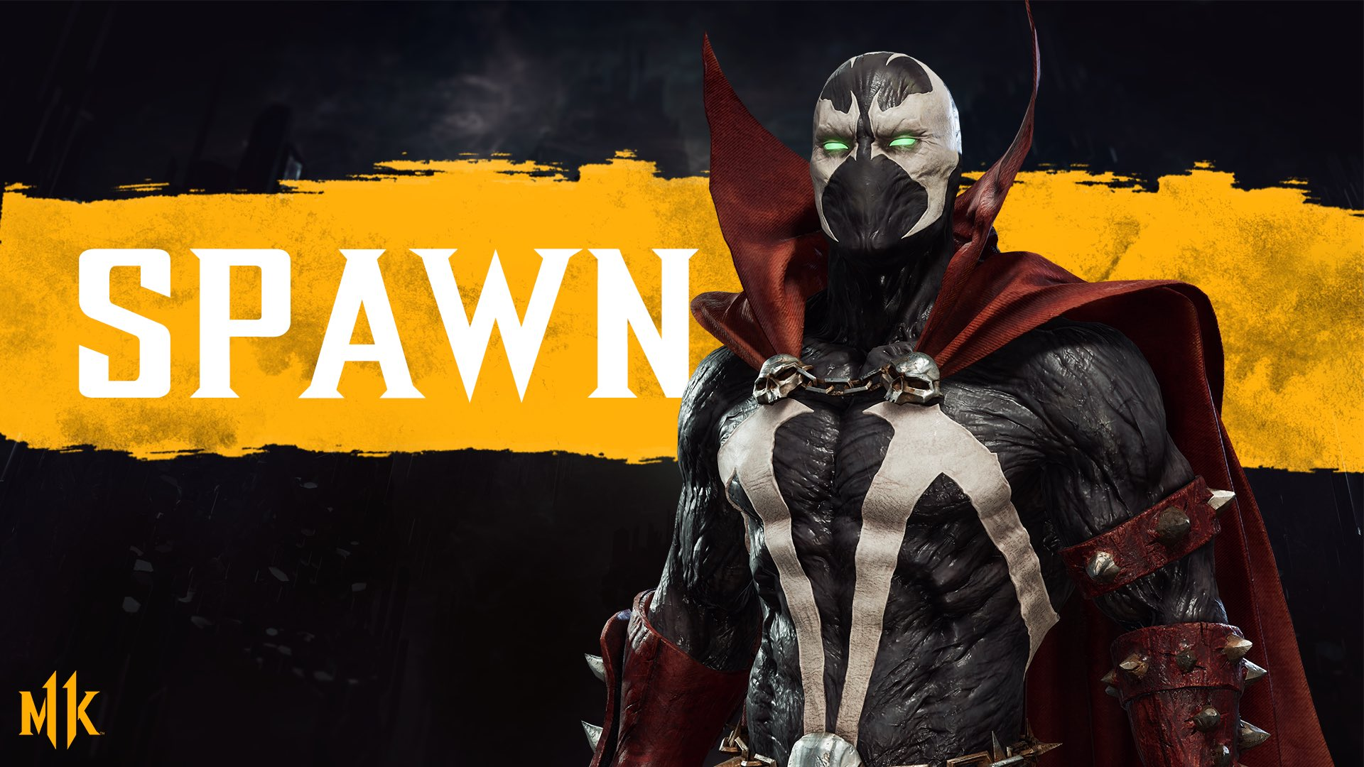 Mortal Kombat background - Spawn