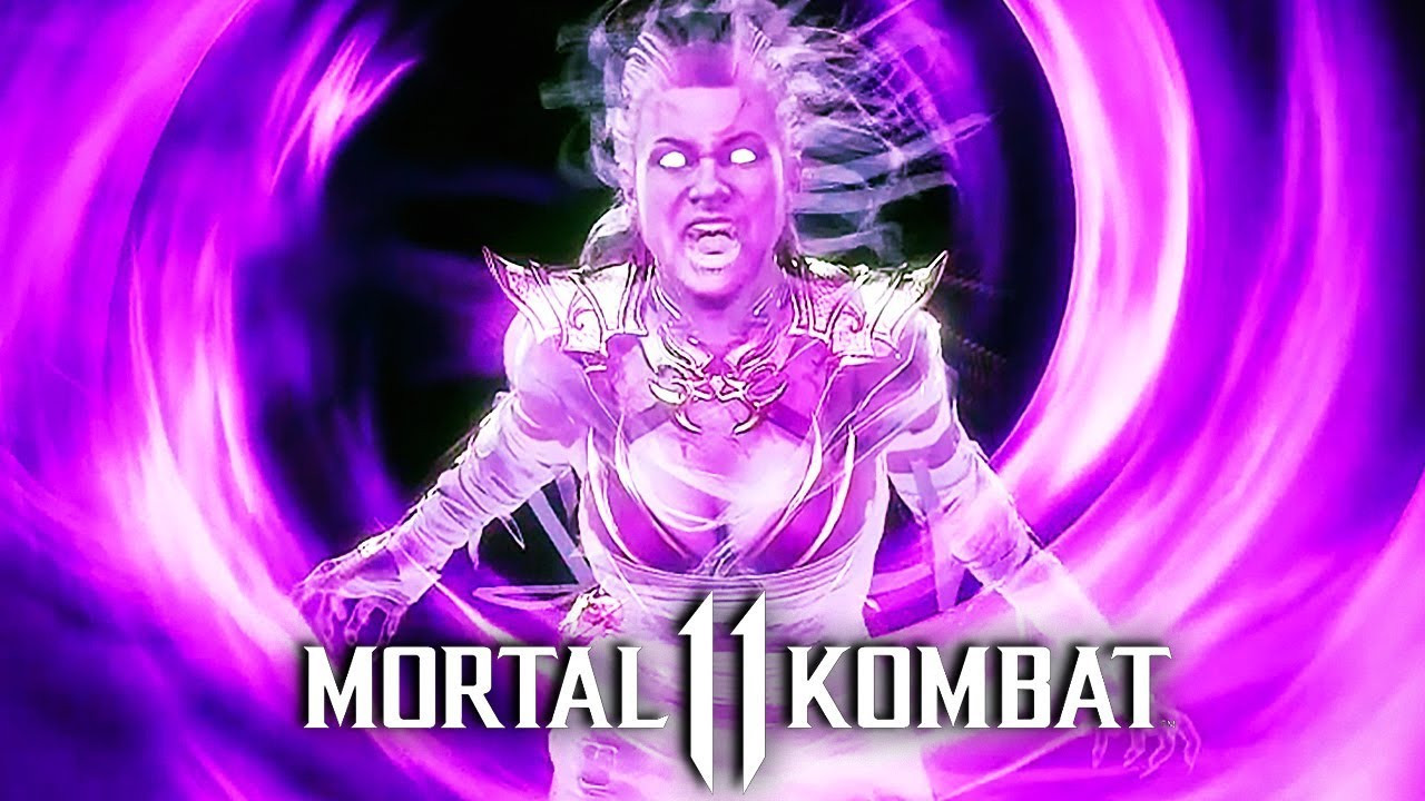 Mortal Kombat 11 - Sindel Gameplay Video Trailer