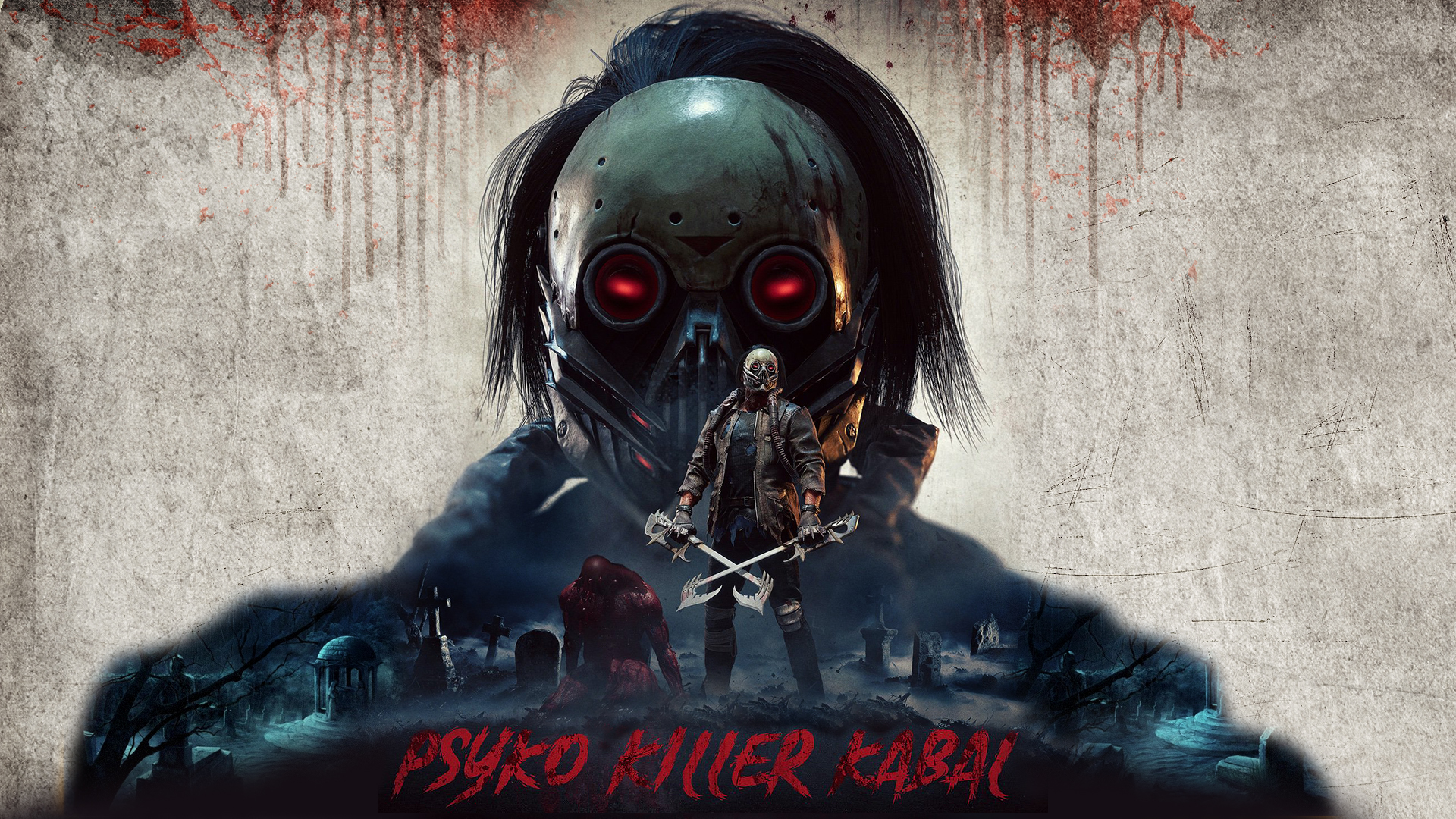 Psyko Killer Kabal Background
