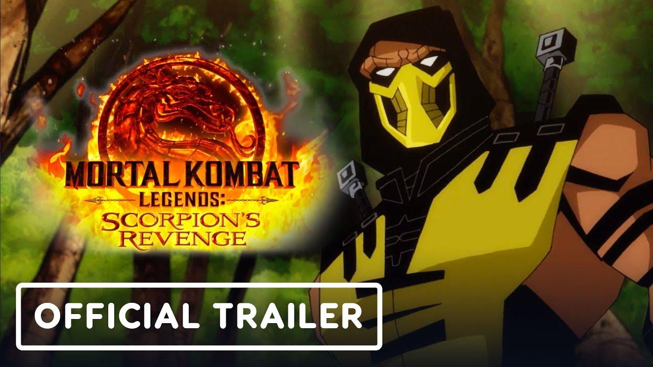 Mortal Kombat Legends: Scorpion's Revenge - Trailer (2020)