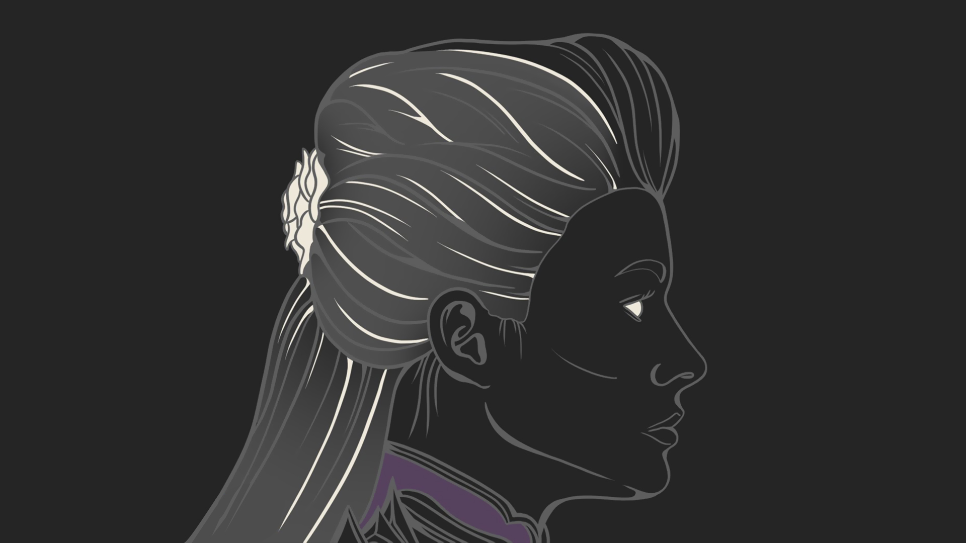 MK11 Sindel Background