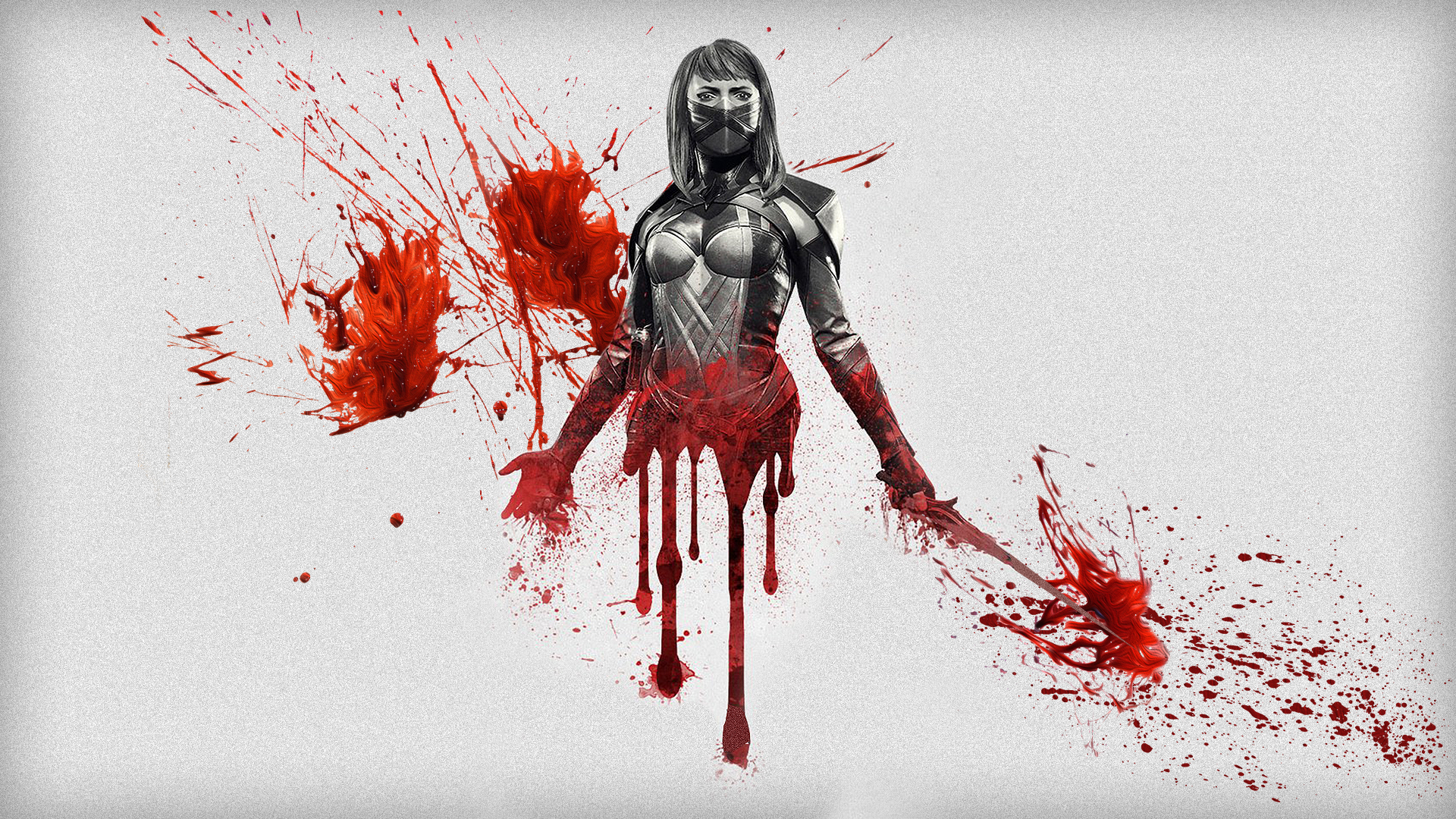 Skarlet and Blood Background