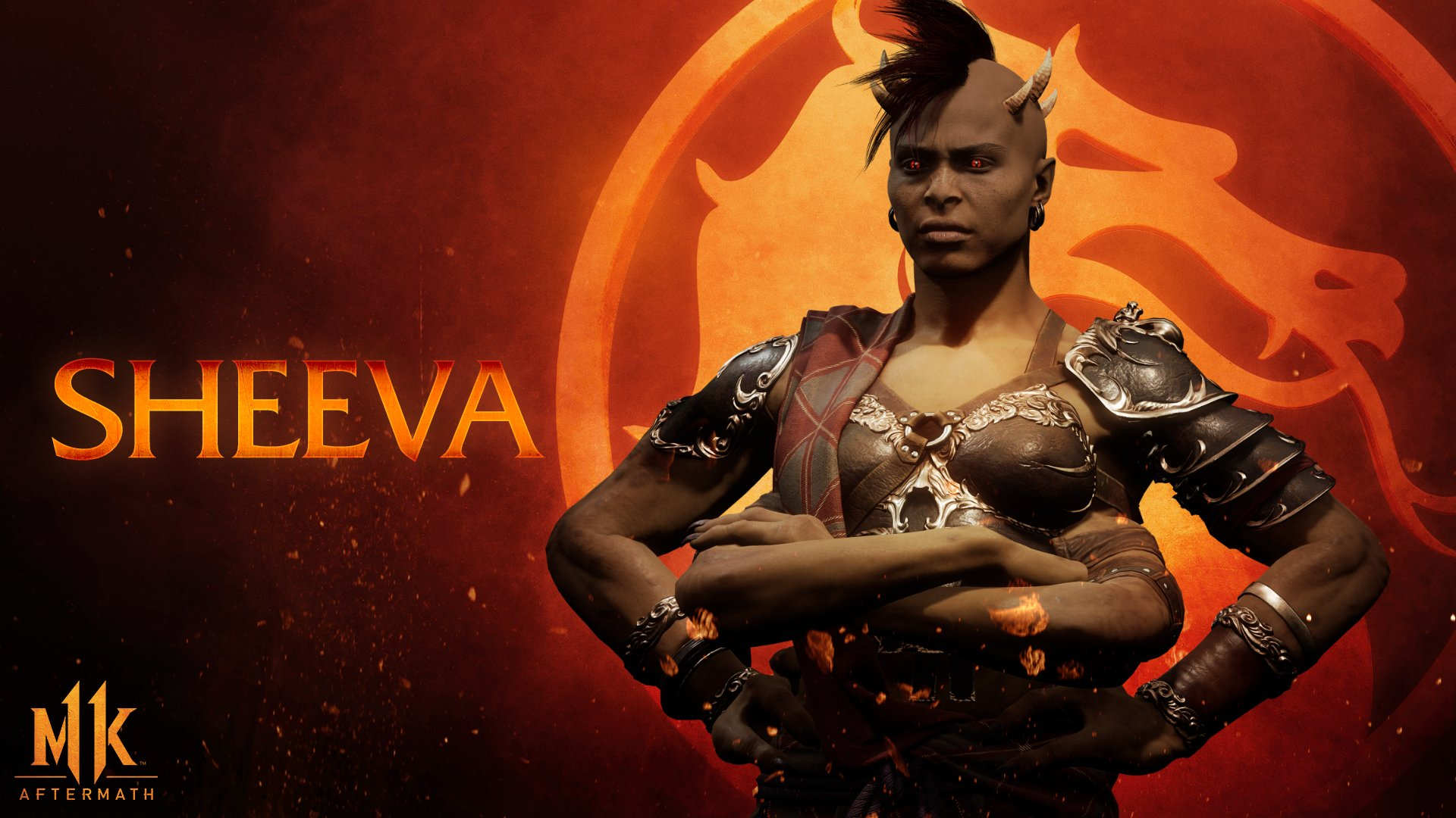 Background MK11 Sheeva