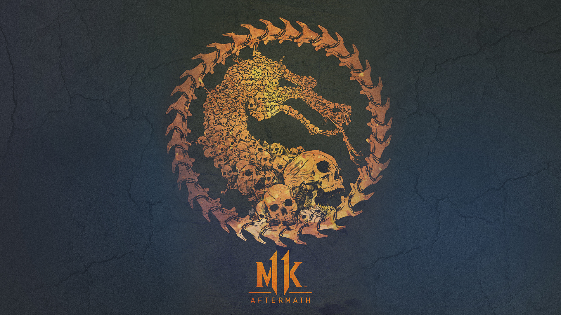 Background MK11 Aftermath