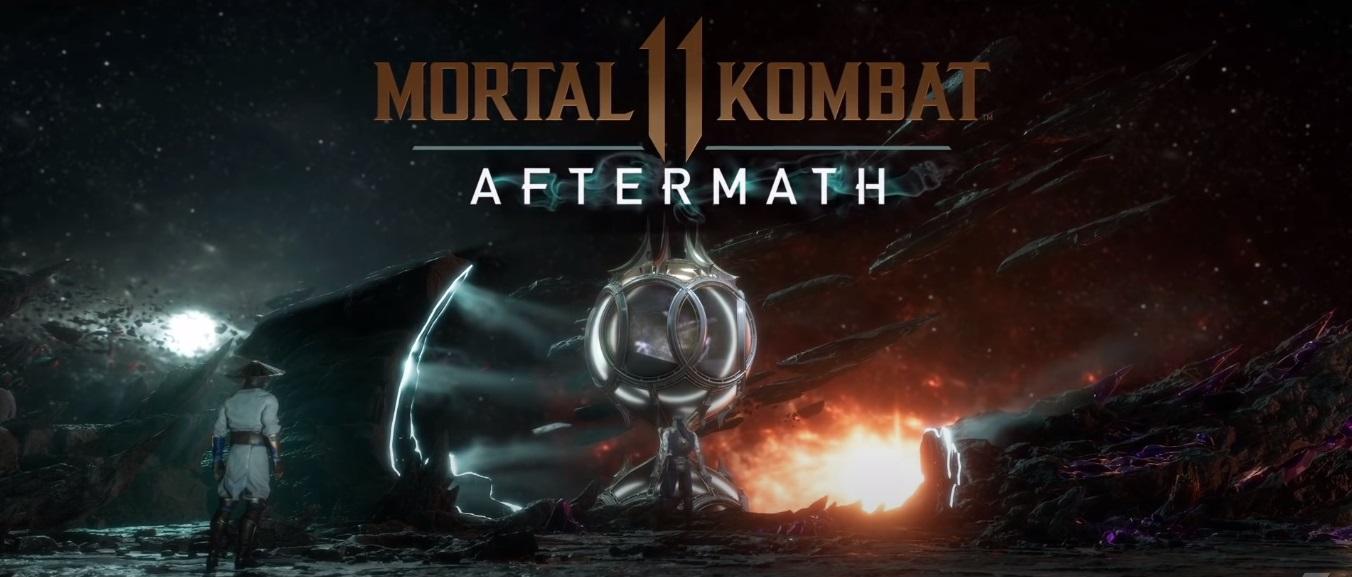 Watch Mortal Kombat 11: Aftermath Game Movie