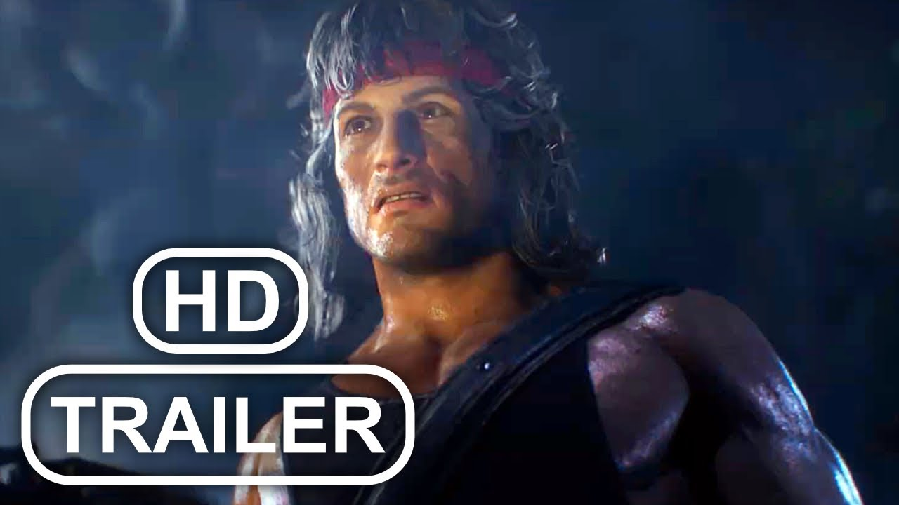 MK11 Ultimate - Rambo Gameplay Trailer