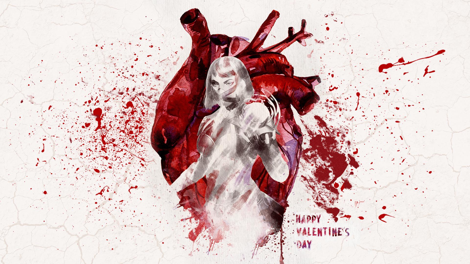 Wallpaper Happy Valentine's Day