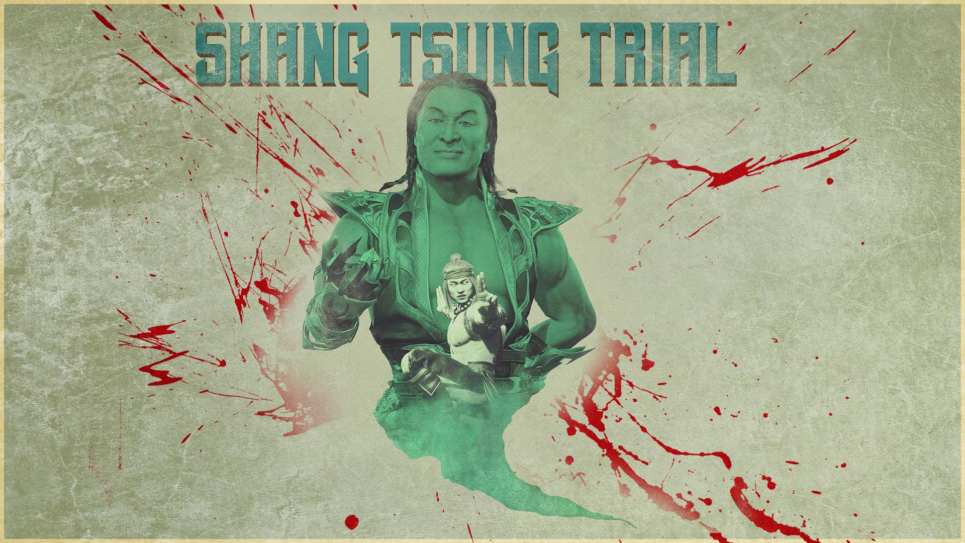 Wallpaper Shang Tsung