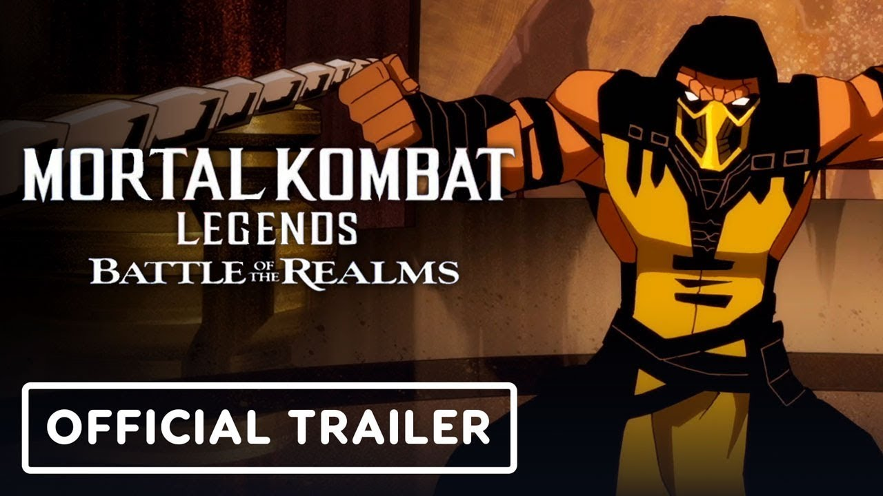 Mortal Kombat Legends: Battle of the Realms (2021) trailer