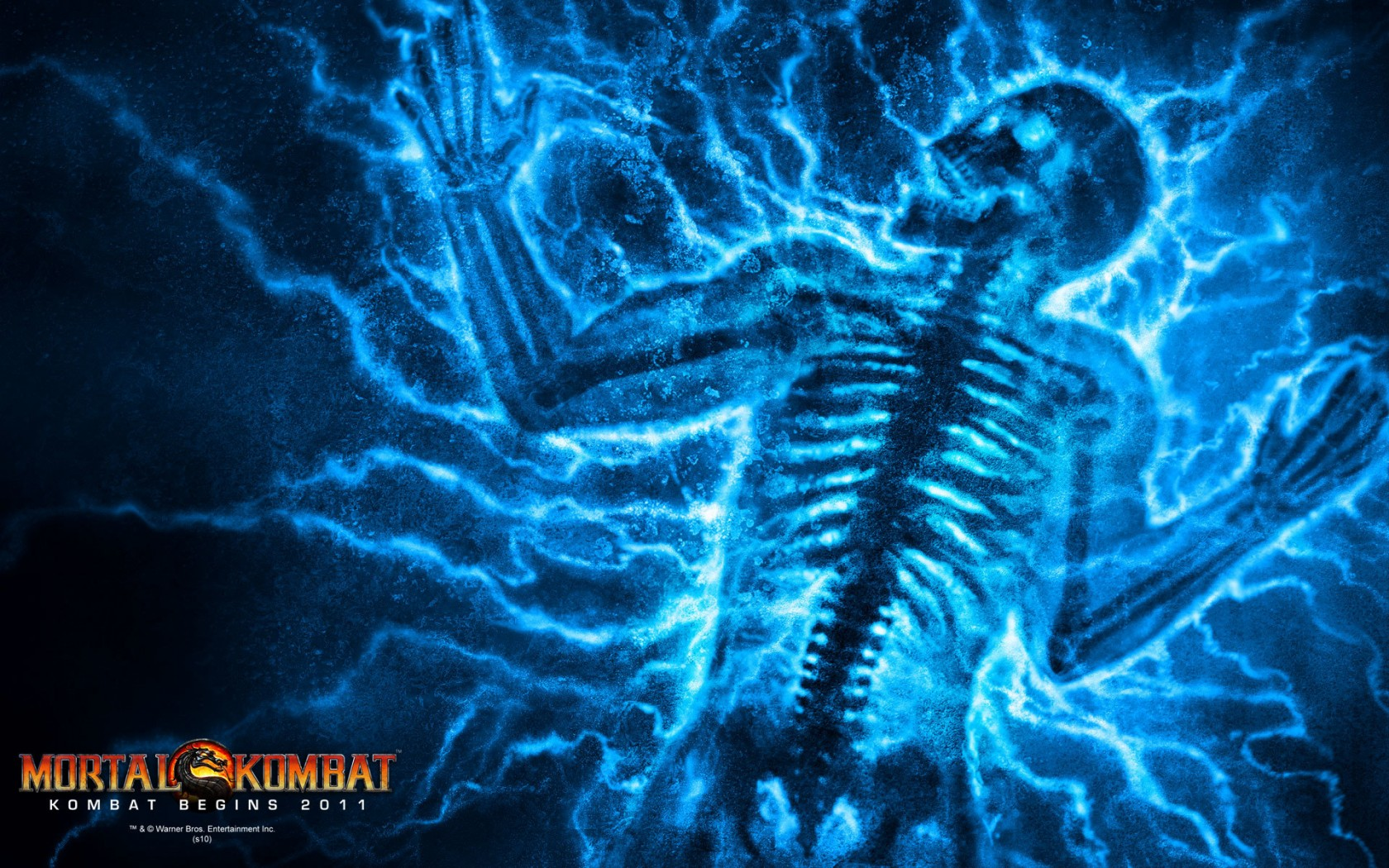 Mortal Kombat wallpaper Electricity
