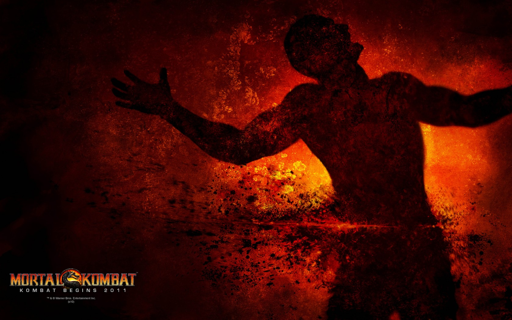 Mortal Kombat wallpaper Shadow 2