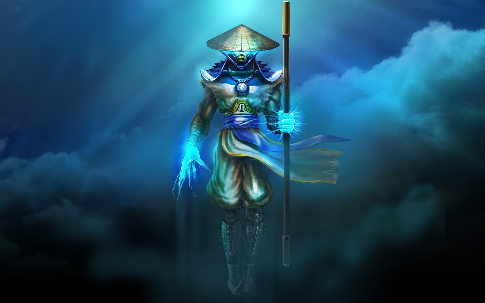 Mortal Kombat wallpaper Raiden 4