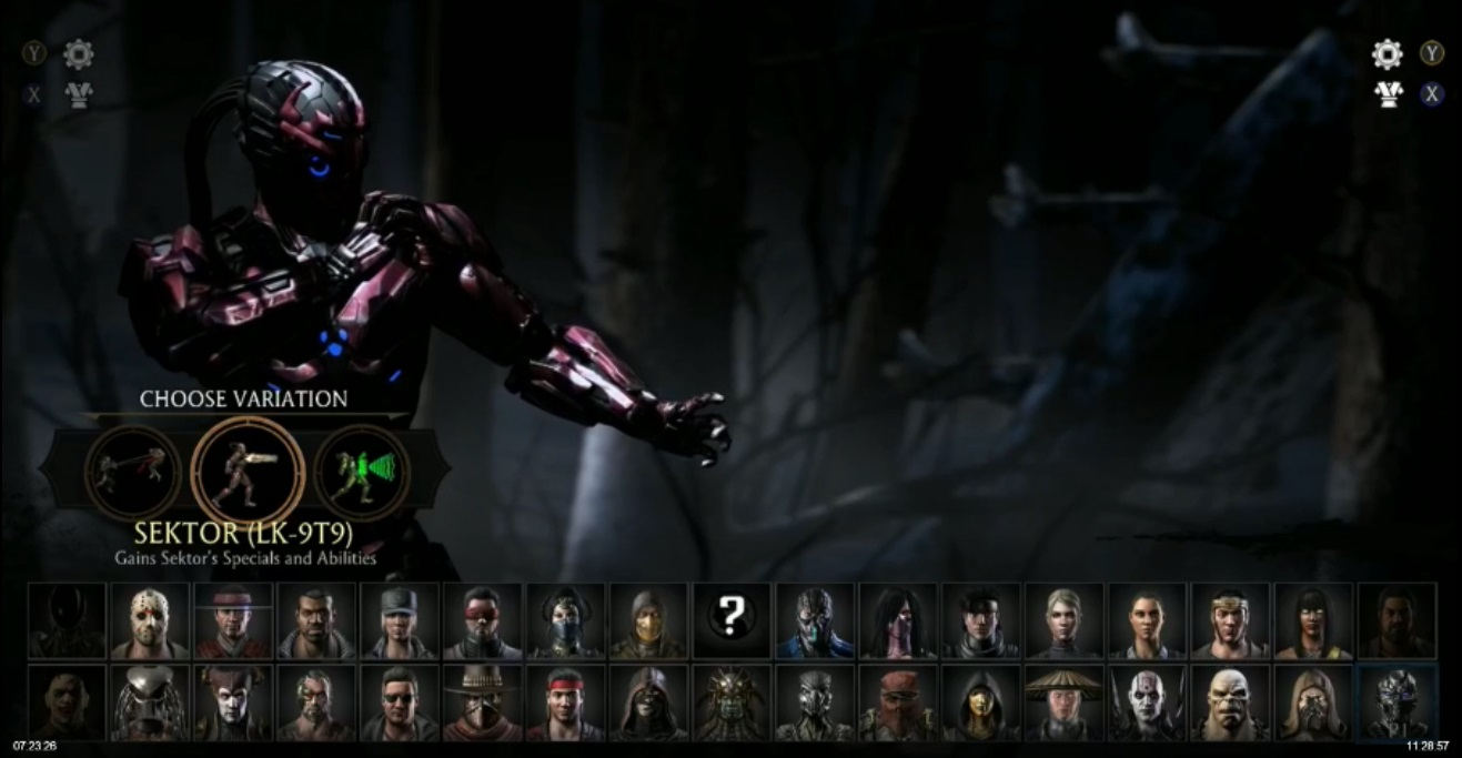 Mortal Kombat X News and Updates Mortal Kombat Secrets