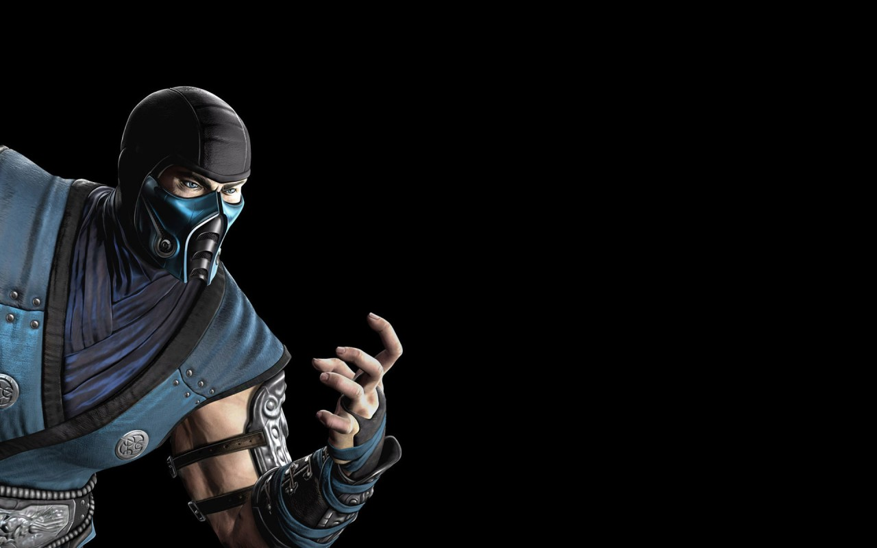 Mortal Kombat wallpaper Sub-Zero 9