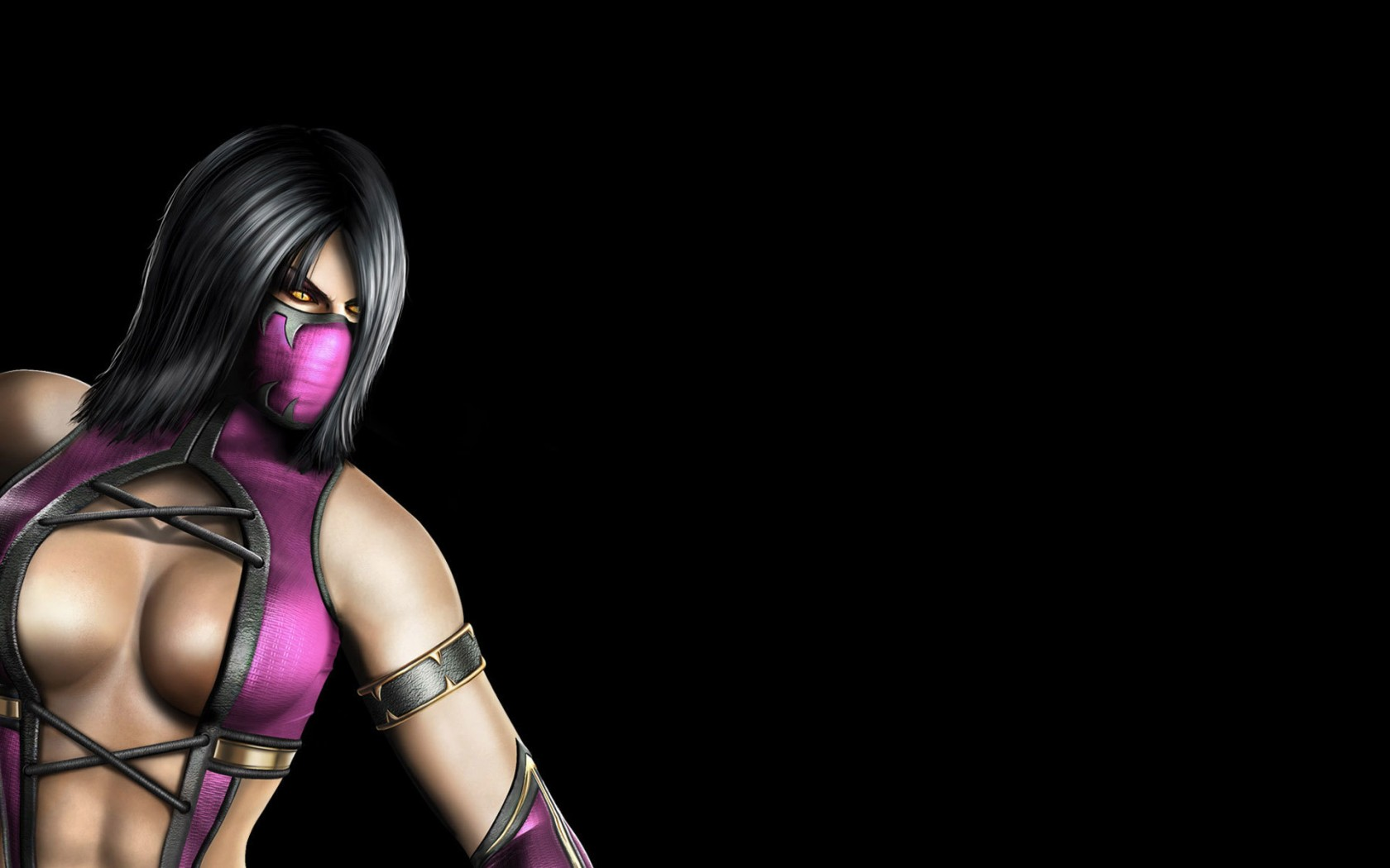 Mortal Kombat wallpaper Mileena 6
