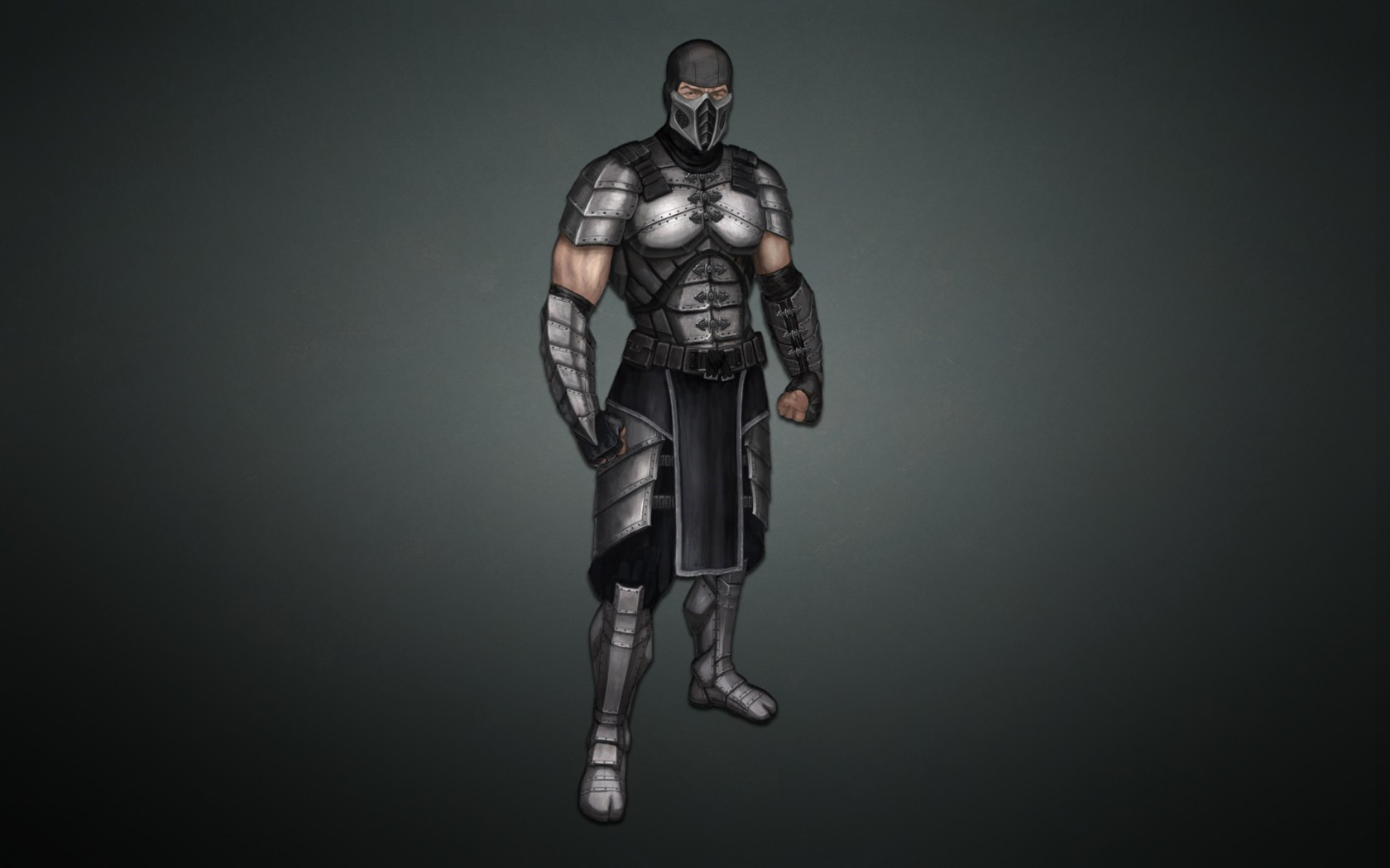 Mortal Kombat wallpaper Noob Saibot 4