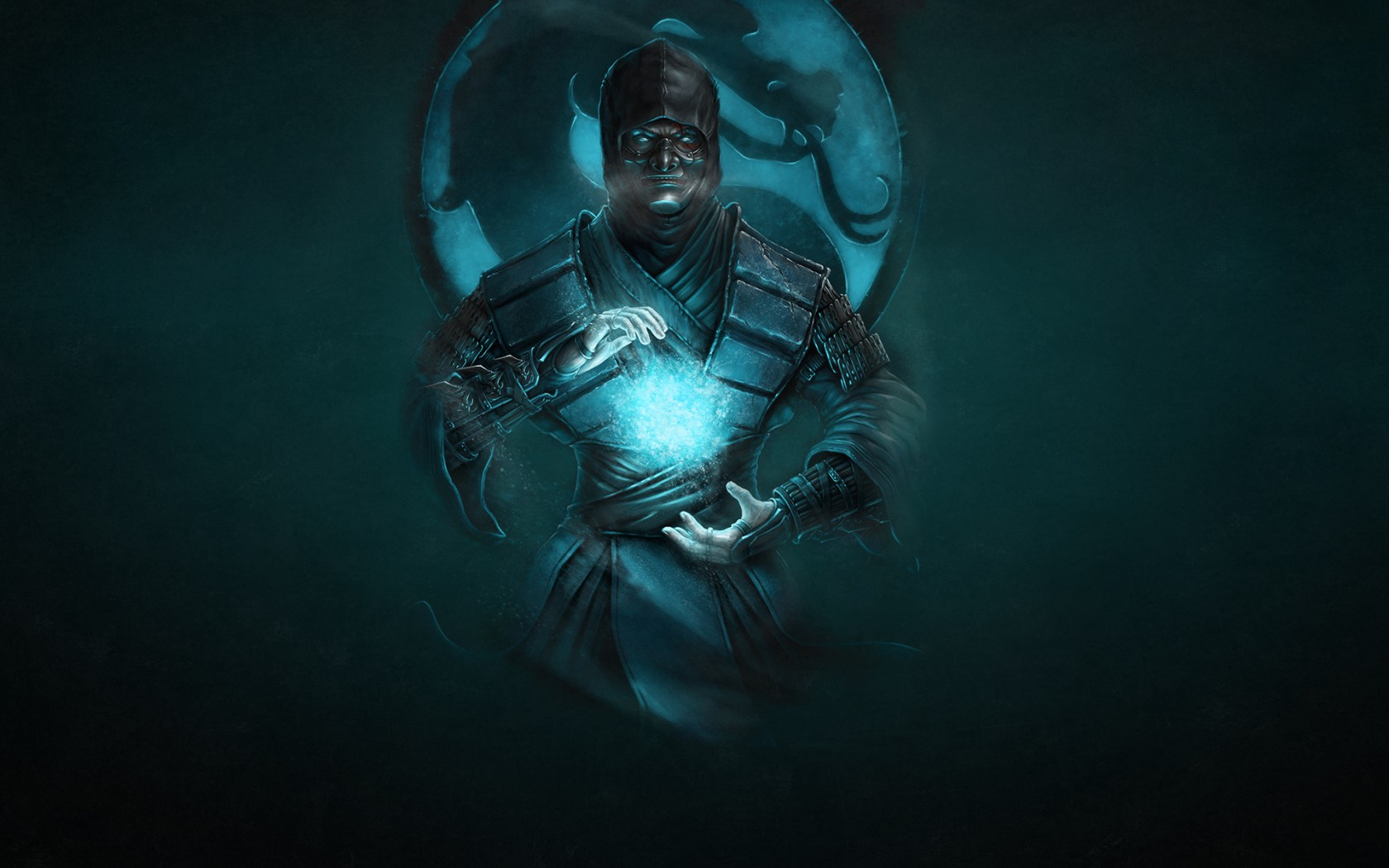 Mortal Kombat wallpaper Sub-Zero 11