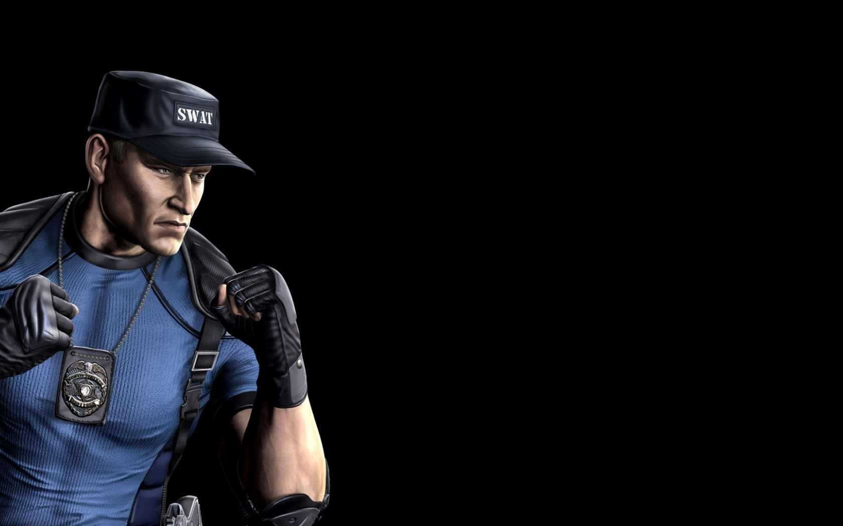 Mortal Kombat wallpaper Stryker