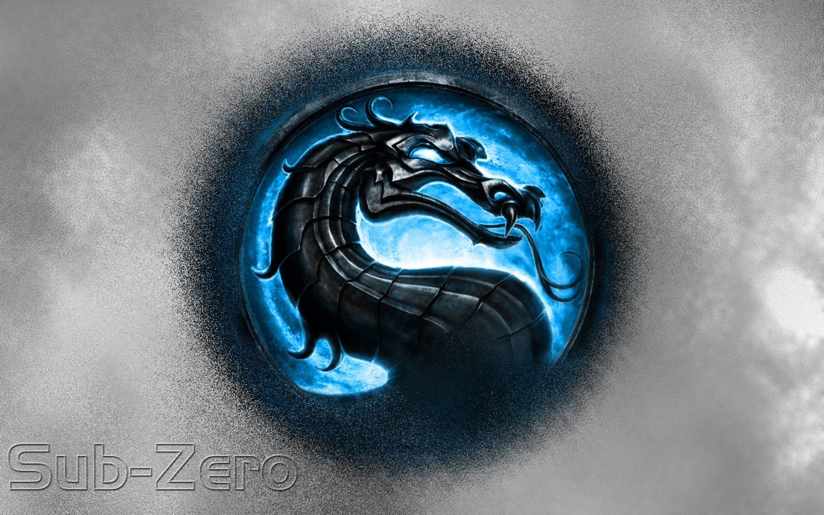 Mortal Kombat wallpaper Logo 7