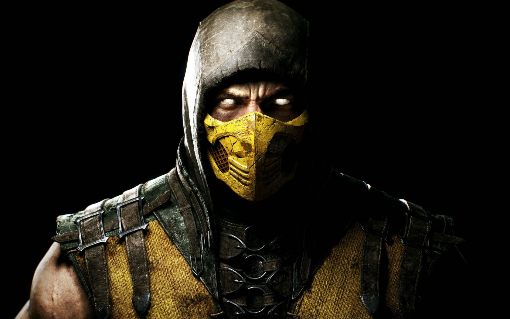 Mortal Kombat wallpaper Scorpion 10